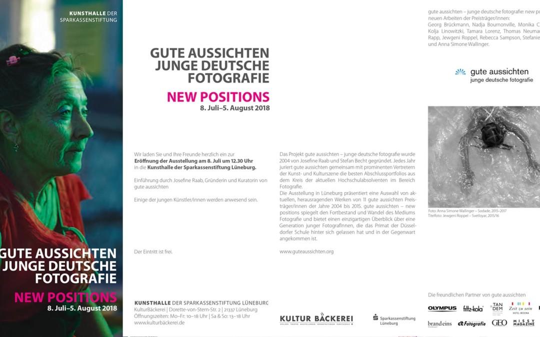 Ausstellungseröffnung Kunsthalle Lüneburg